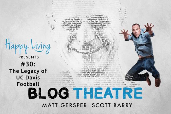 Happy Living | Blog | Podcast | Blog Theatre