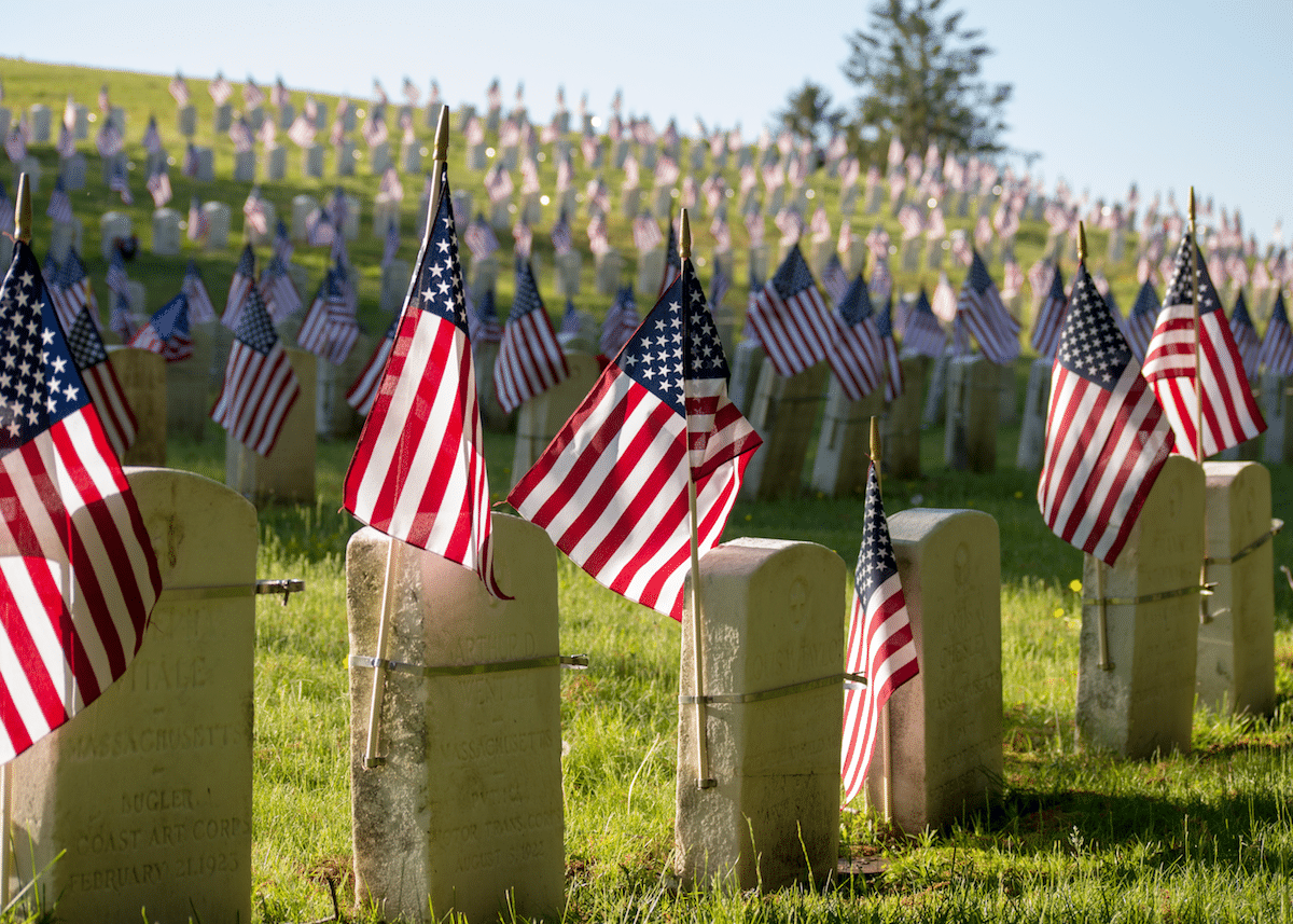 In Honor of The Fallen – A Soldier's Service