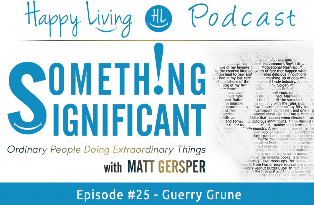 #25 – Guerry Grune