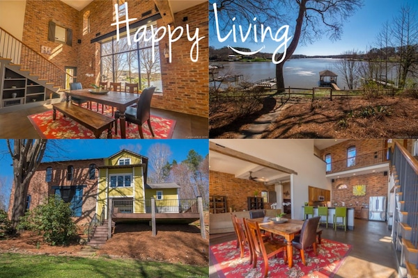 The Inspiration for the Happy Living House