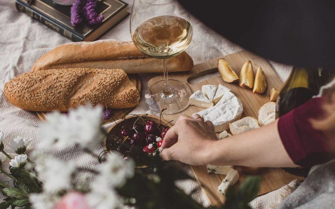 Keep it Simple – Olive Oil and Cheese