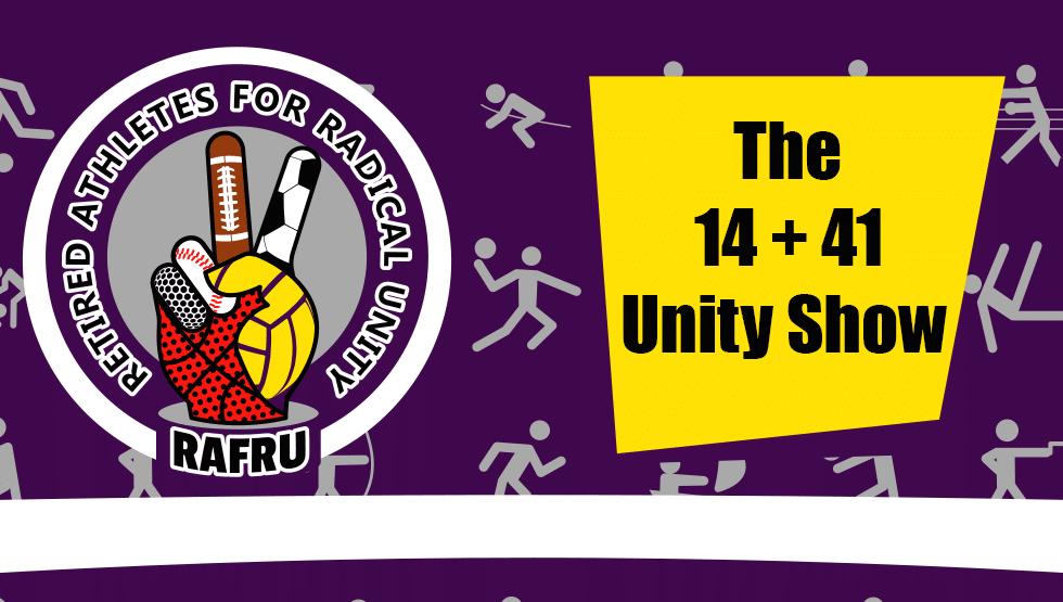 14 & 41 Unity Show