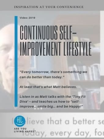 Continuous Self-Improvement Lifestyle