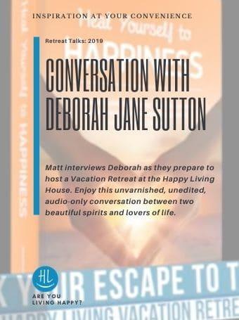 Conversation with Deborah Jane Sutton