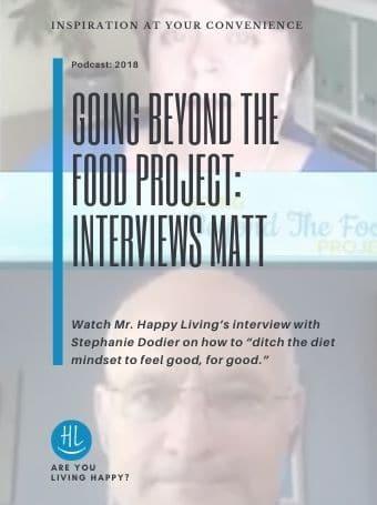 Going Beyond the Food Project Interviews Matt