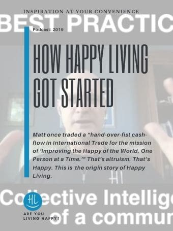How Happy Living Got Started