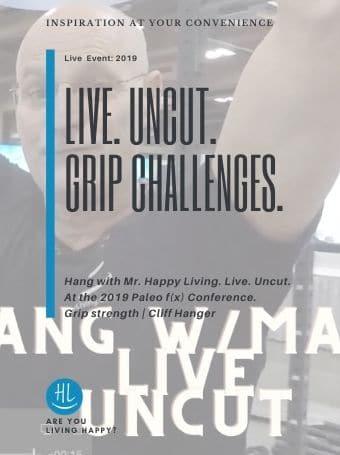 Live. Uncut. Grip Challenges.