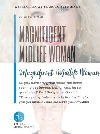 Magnificent Midlife Woman
