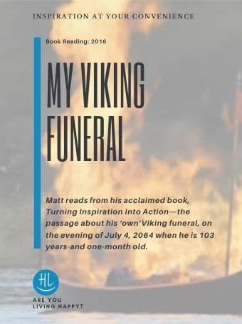 My Viking Funeral