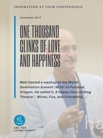 One Thousand Clinks of Love & Happiness