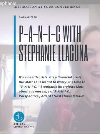P-A-N-I-C With Stephanie Llacuna