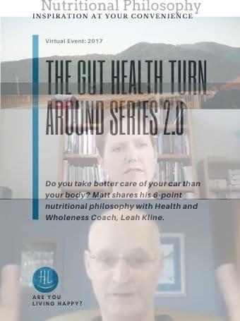 The Gut Health Turn Around Series 2.0